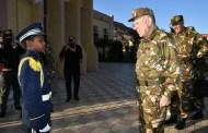 اليوم الثاني من زيارة السيد اللّواء السعيد شنڤريحة  إلى الناحية العسكرية السادسة بتمنراست