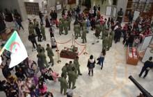 المتحف المركزي للجيش يحتفي باليوم الوطني للشهيد