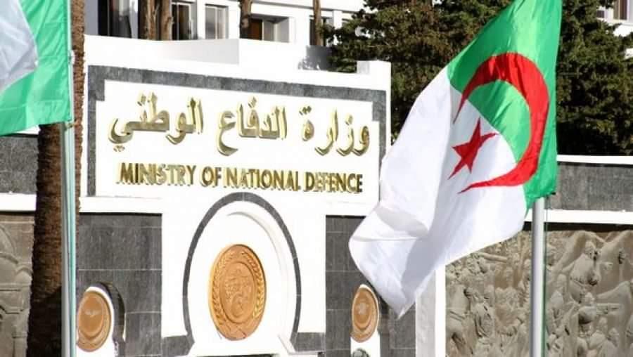 بيان وزارة الدفاع : متقاعدي الجيش الوطني الشعبي