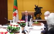 الرئيس تبون يستقبل أعضاءً من لجنة مراجعة قانون الانتخابات