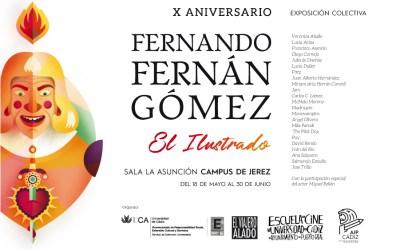 Exposición – Fernando Fernán Gómez