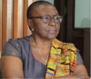 Therese Mungah Shalo Tchombe, Ph.D.