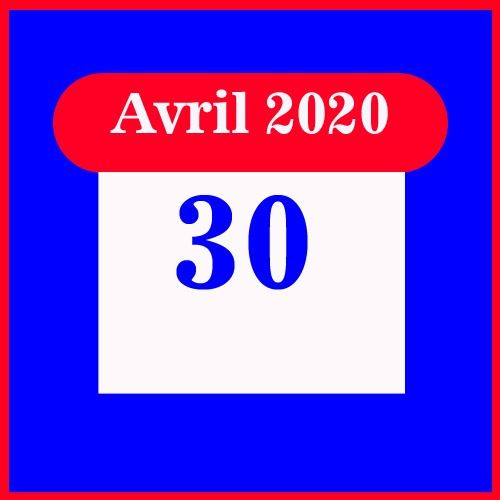 Appel à communications- prolongé (30 avril 2020)