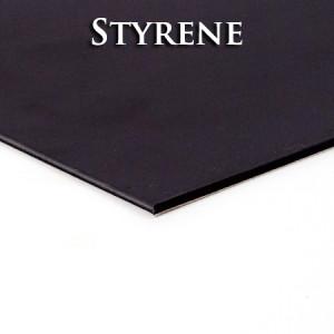Finishing Styrene