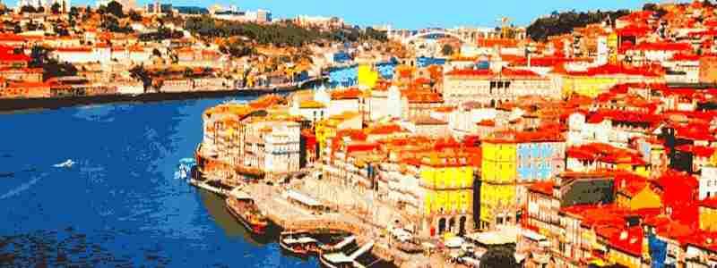 Investuojam į NT užsienyje 12. Portugalija