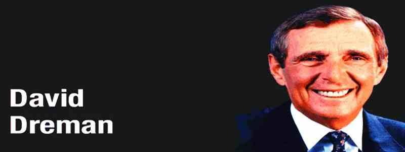 David Dreman - Contrarian investuotojas
