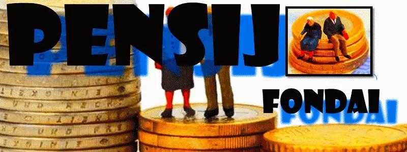 Ar verta kaupti pensijų fonduose?