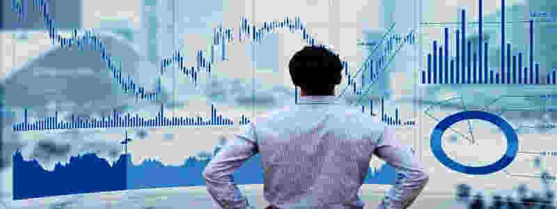 Infografika. Akcijų portfelis. Sukūrimas
