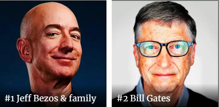 Amazon - dar vienas trilijonas. Ta proga pašortinam