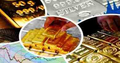 Kodėl skiriasi aukso ir sidabro kainos?