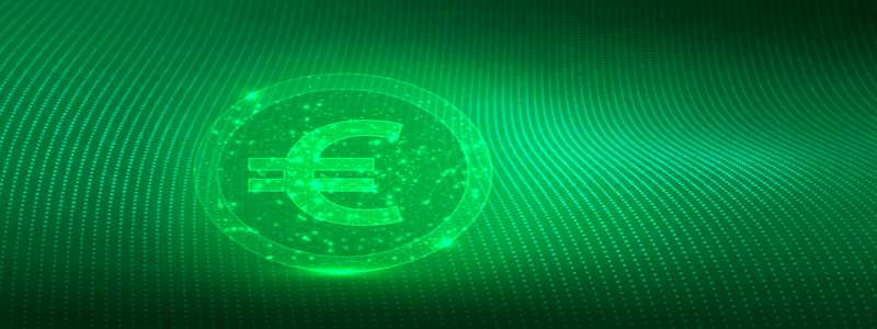 Eurosistema imasi skaitmeninio euro projekto