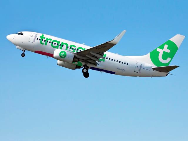 air journal Transavia new image©Studio Dumbar Transavia : nouvelle image et détails vers le Maroc