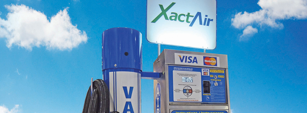 Gas Station Pump Installation