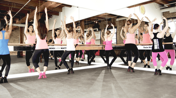 """Barre Bee Fit 