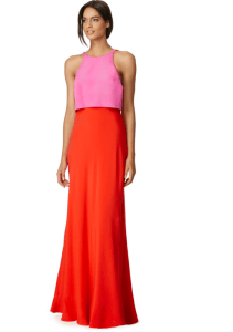 Rent the Runway Lovely Duo Gown