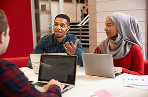 Learning with Others: A Study Exploring the Relationship Between Collaboration, Personalization, and Equity | American Institutes for Research