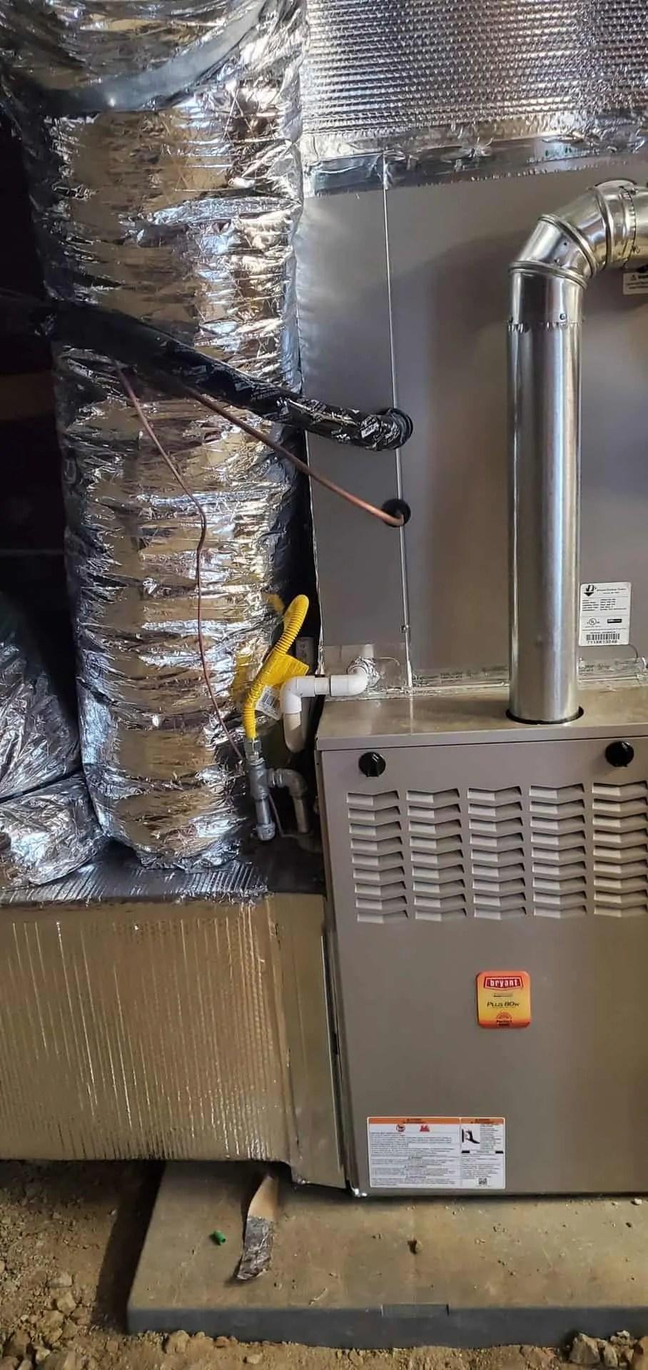 San Jose HVAC Service - Furnace Installation
