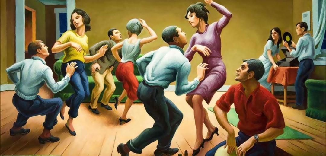 thomas hart benton, swing