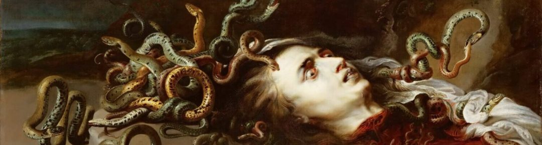 Pieter Paul Rubens, The Head of Medusa