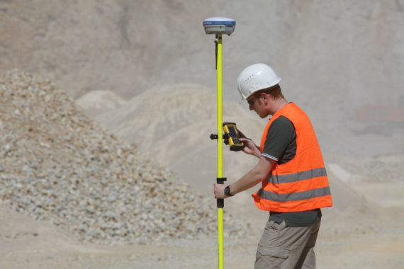 Surveying, Measuring / Mapping, Mining, Archaeology