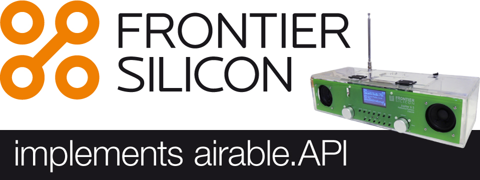 Frontier Silicon adds airable API to smart audio platform
