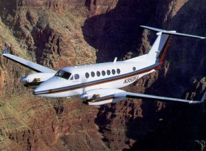 INCA AIR Ambulance - King Air