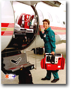 INCA AIR Ambulance - Staff
