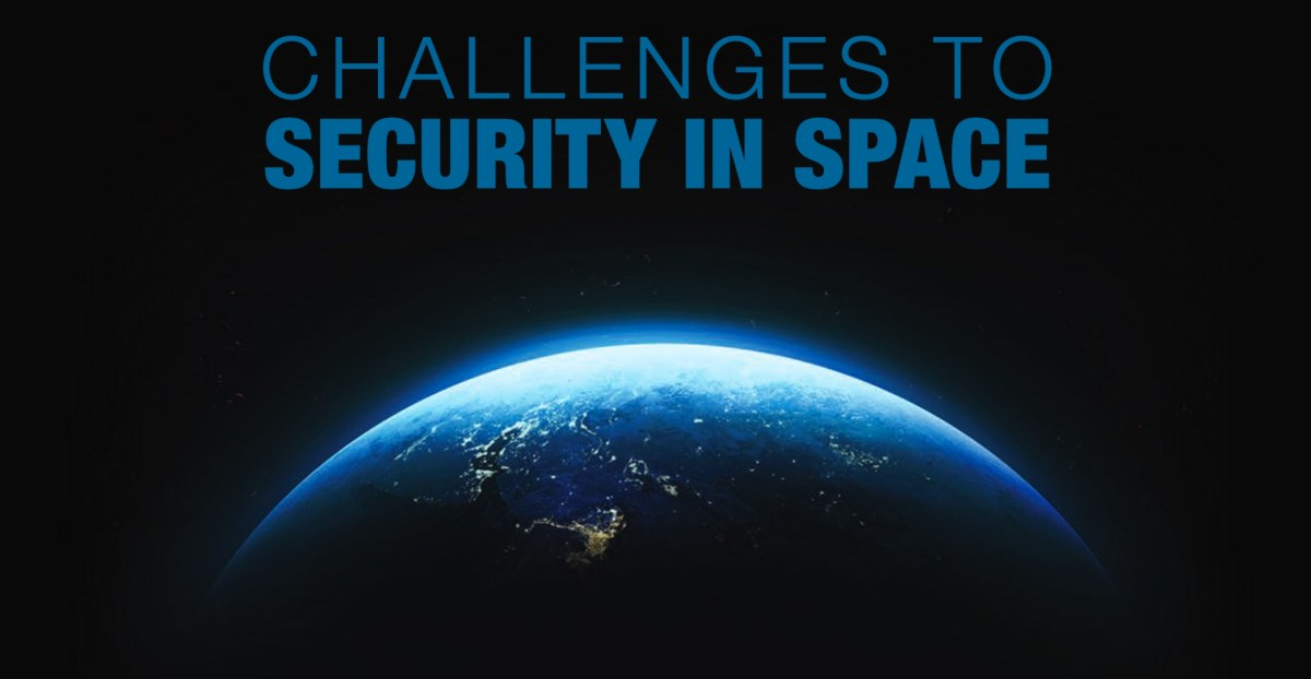 Challenges to Security in Space