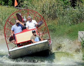 Pearl River Airboat Adventures 02