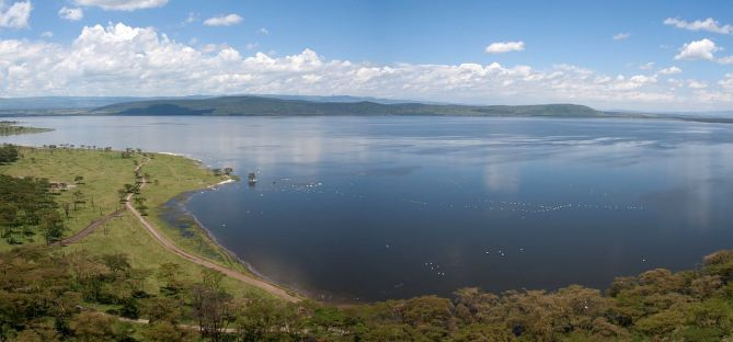 Lake Naivasha - Panorama 01