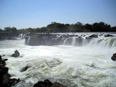 Ngonye Falls | Zambia