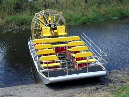 18 seater tour boat