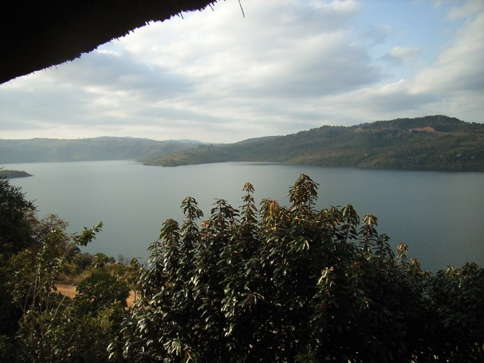 Swaziland - Mnjoli Dam