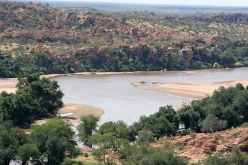 Limpopo River - Mapungubwe