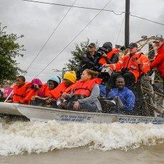 Hurrikan Harvey - Das Leben in den Tagen nach der Flut
