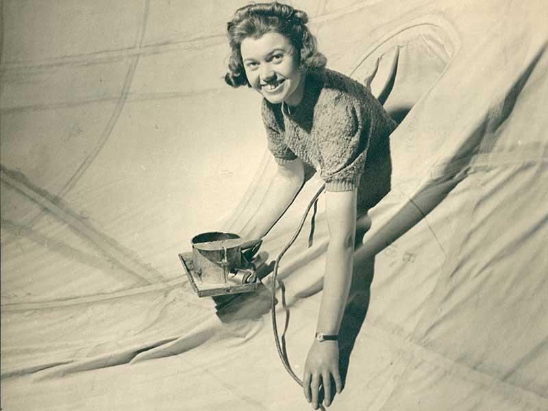 airborne historical aerostat manufacture