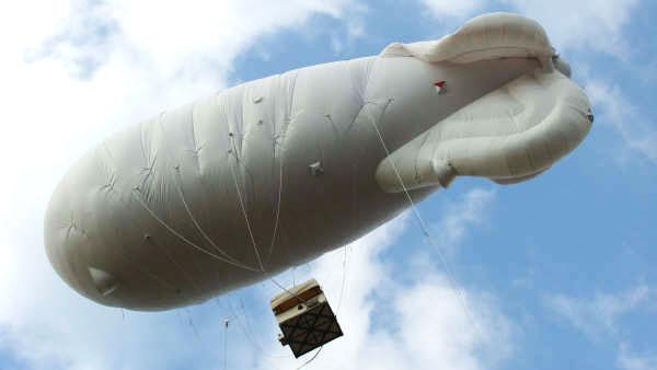 parachute training solution blimp