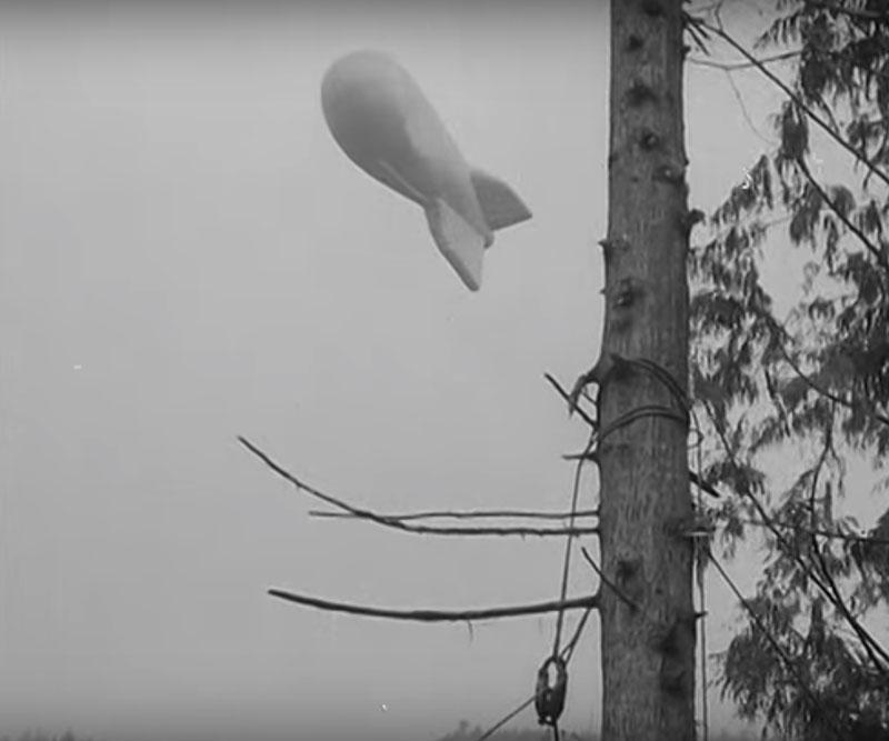 historical login balloon