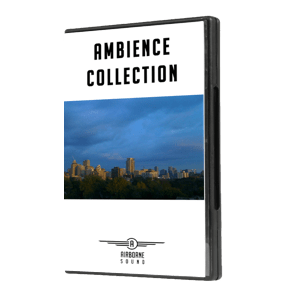 Ambience Sound Effects Case