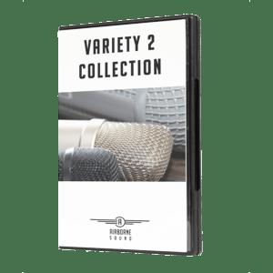 Variety 2 Sound Effects Case