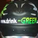 Skihelm für GREEN
