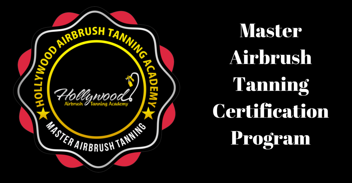 Master Airbrush Tanning Certification Course
