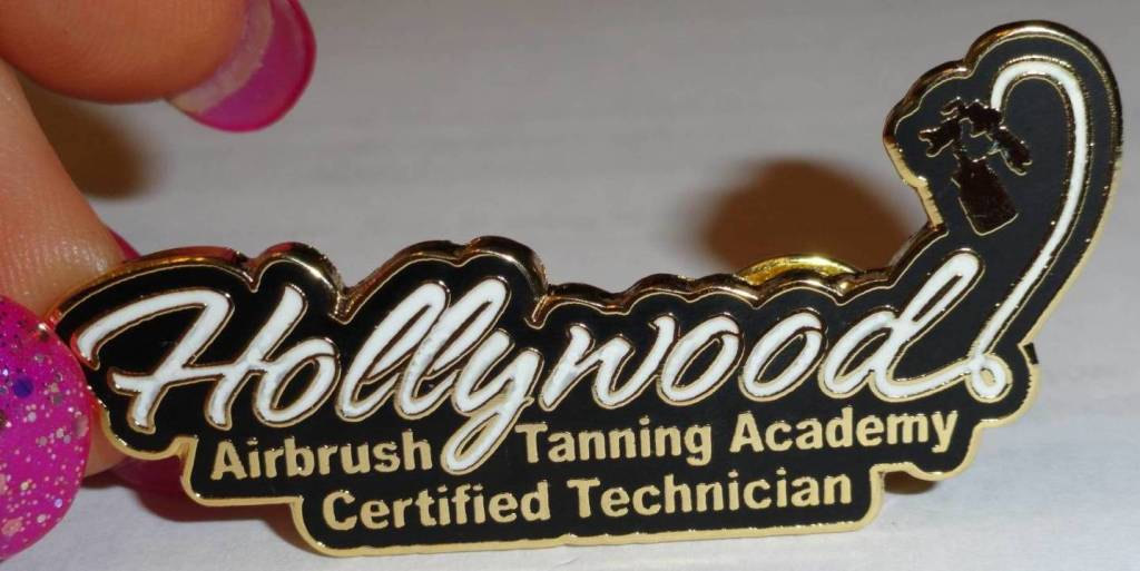 Graduate Airbrush Tanning Training Course
