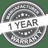 60 Months Warranty Manufacturer