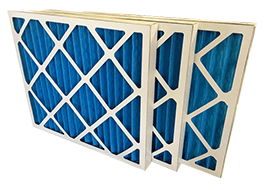 pleated glass paper v panel air filter manufacturer