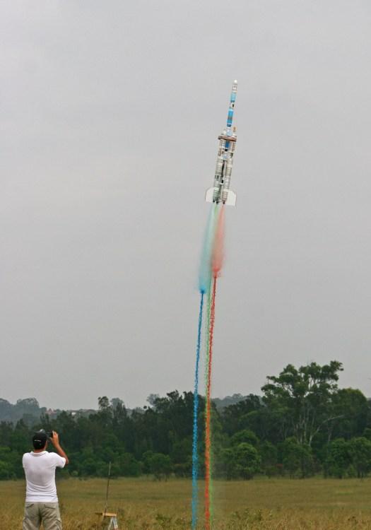Air Command Water Rockets Flight Log - Day 90 - Acceleron ...