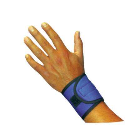 Wrist wraps BLUE