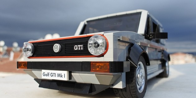Ingin memiliki LEGO Volkswagen Golf GTi Mk1?