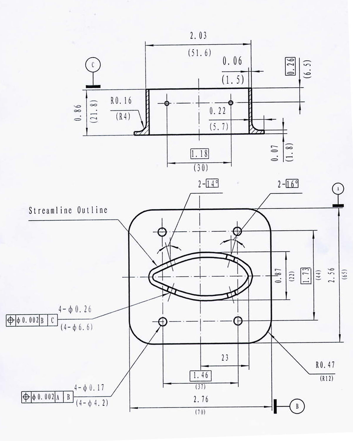 Falcon gauge pitot tube mounting bracket from aircraft spruce rh aircraftspruce cessna 172r oil system diagram cessna 172r oil system diagram