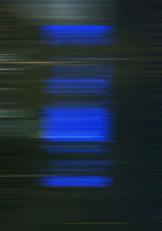 URSA SCHÖPPER - lichtschein - 2014 - aludibond - unikat - 120x84cm